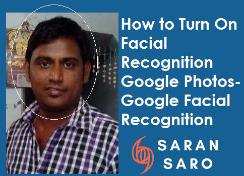 Google face recognition