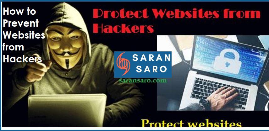 Prevent Websites from Hackers