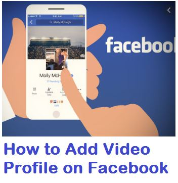 make Facebook Profile Video