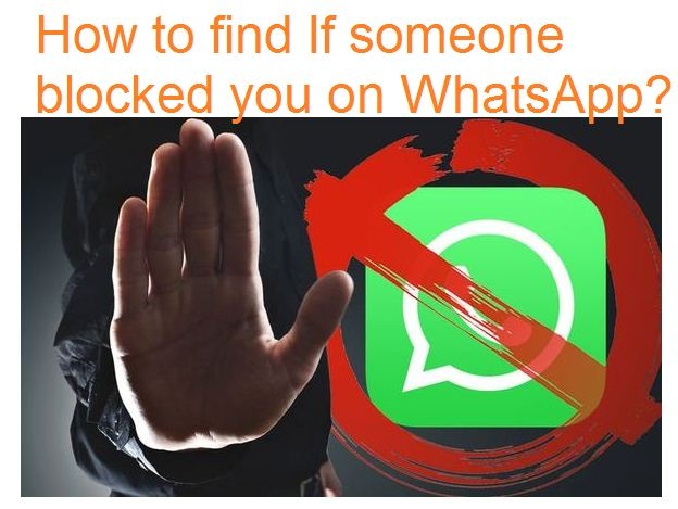 someone blocked you on WhatsApp