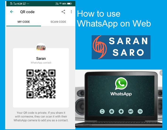 whatsapp on browser