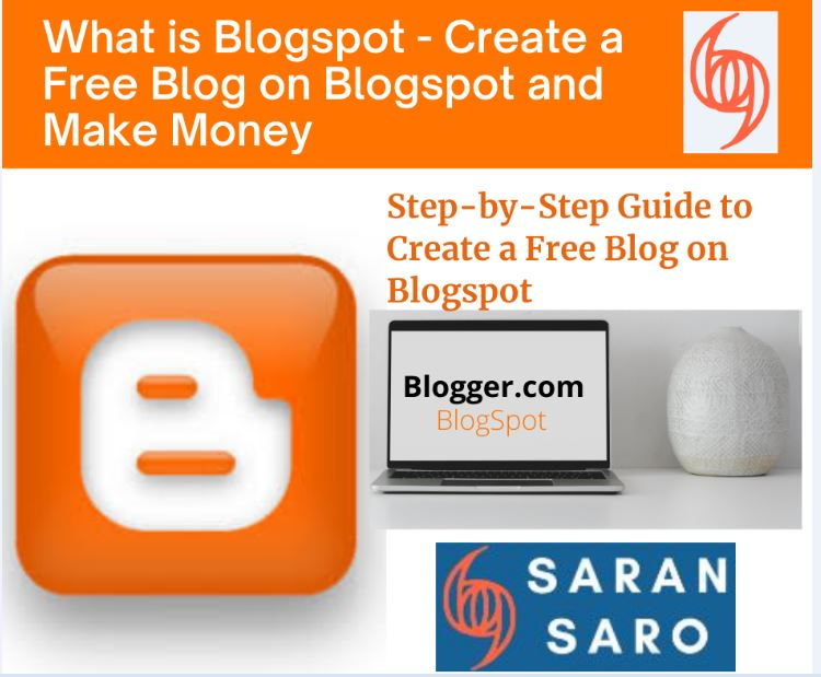 Create a free blog on Blogspot