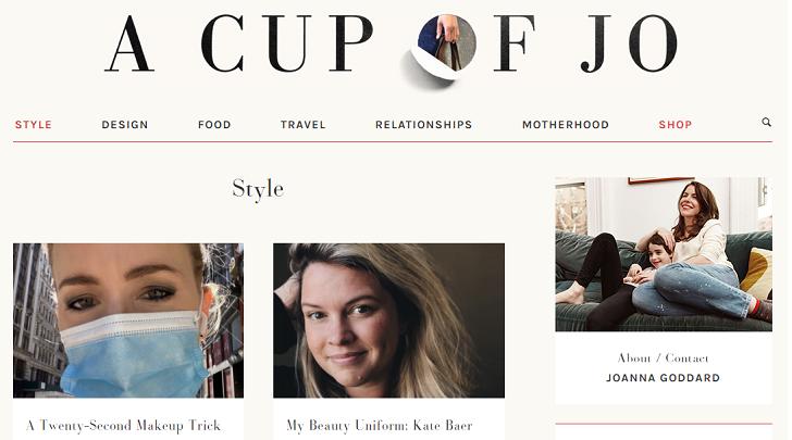 best women blogs
