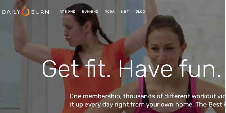 fitness blogs for women
