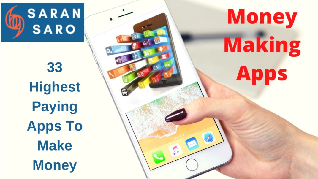 which are the best money earning apps