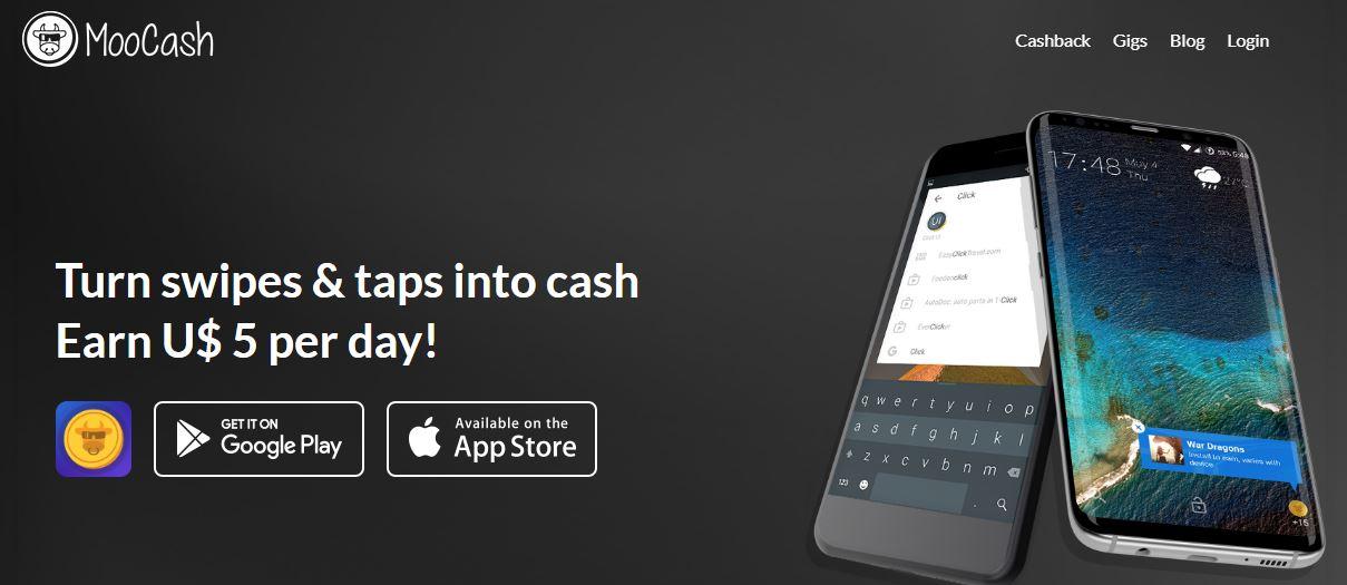 Moocash money making apps 2021