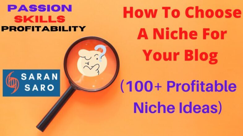 Niche for your blog