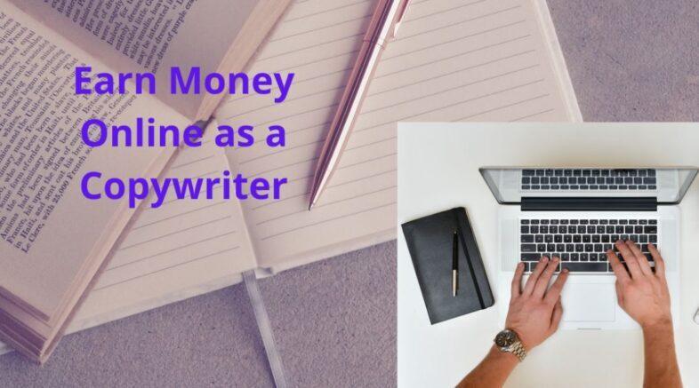 earn money as a Copywriter