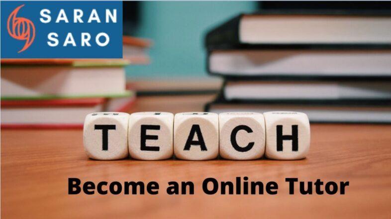 earn money as an online tutor