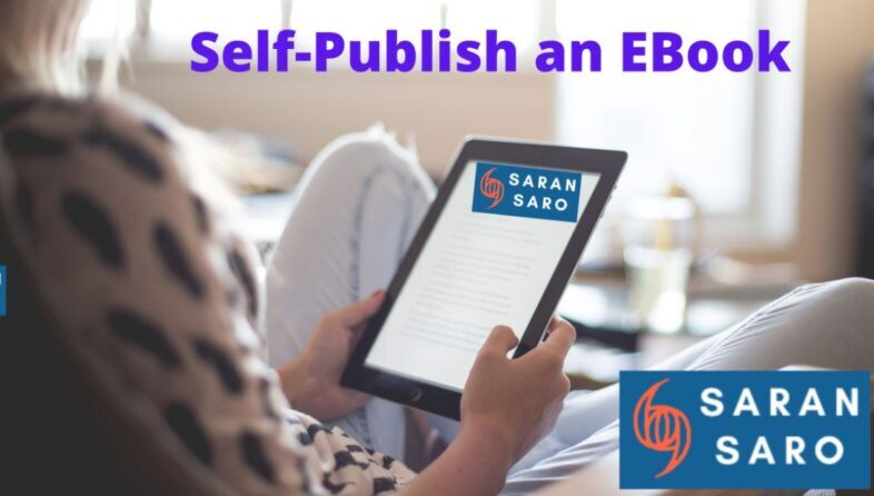 publish eBook and earn money from home