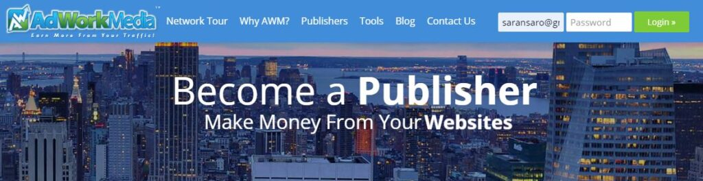 Adworkmedia affiliate