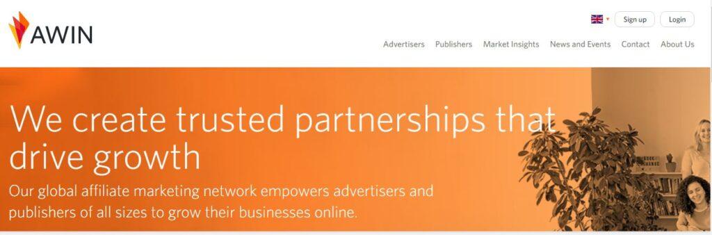 Awin affiliate