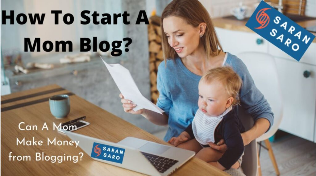 how to start mom blog