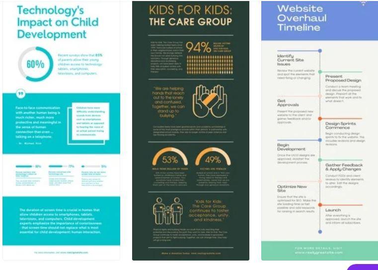 earn backlinks from infographics