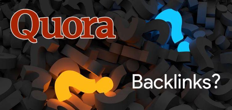 quora backlinks