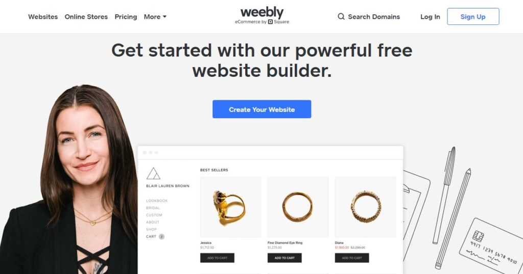 weebly best blogging platforms to make money