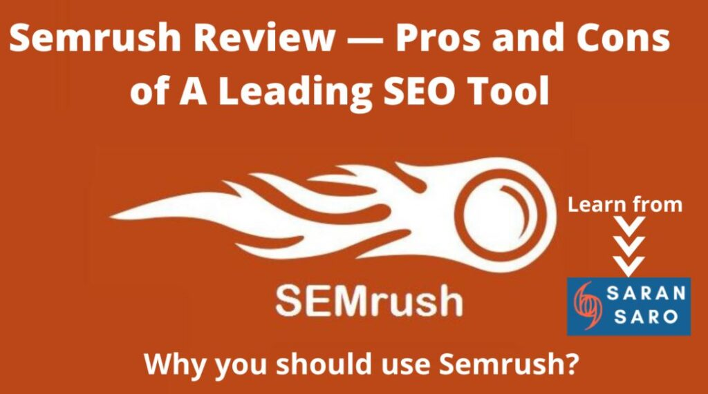 how to use semrush
