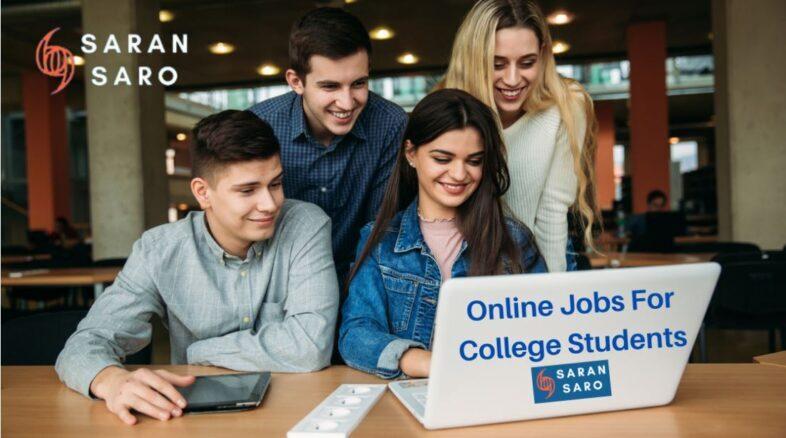 college students online jobs