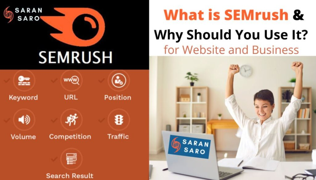 what is semrush used for