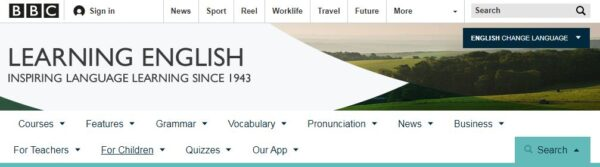 App for English Language Learning
