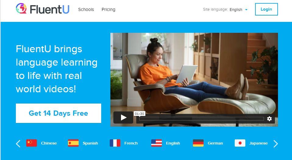 English Language Learning App