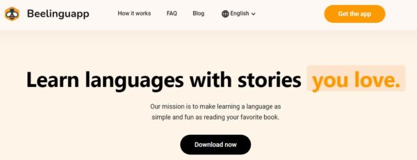 Stories to learn English