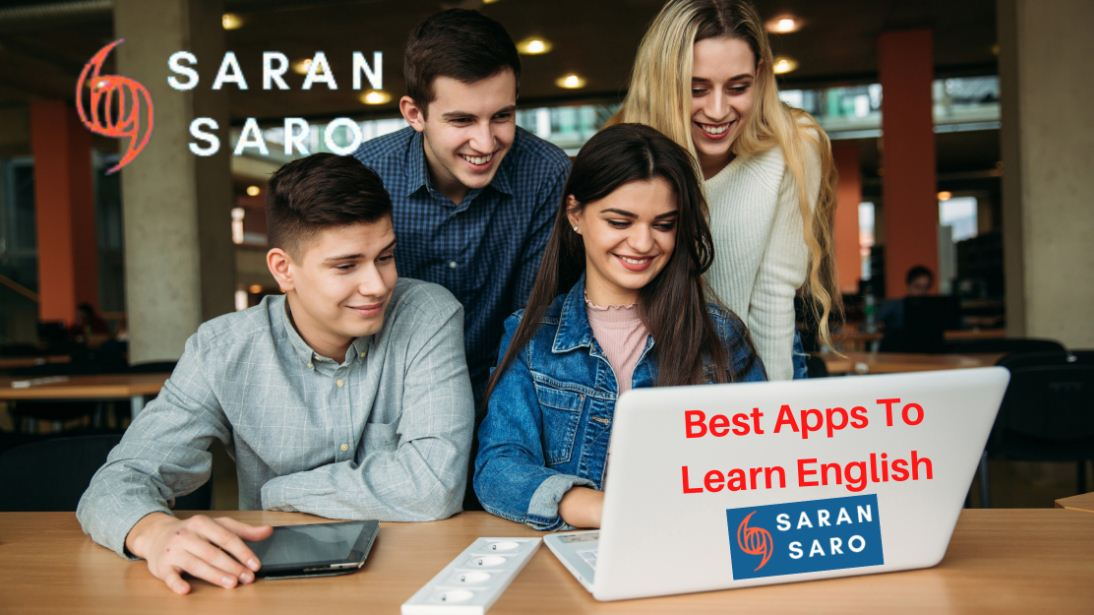 What are the best apps to learn English