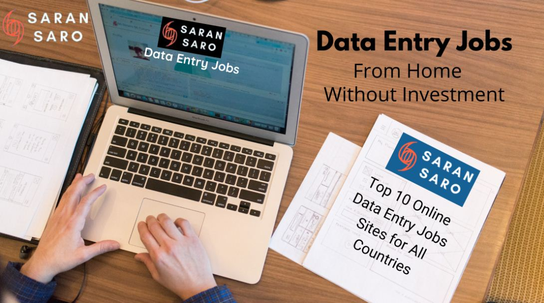 data entry jobs without investment from home