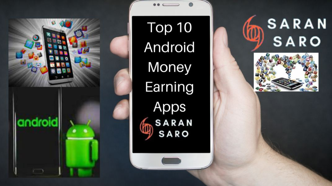 Android Money Earning Apps
