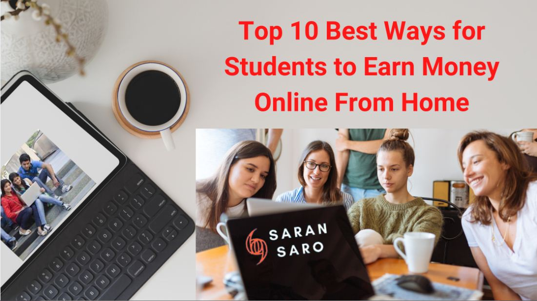 Best Ways for Students to Earn Money Online