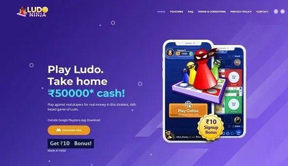 best paytm cash making apps ludo ninja