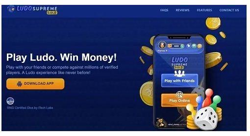 Ludo Supreme Gold Gaming App