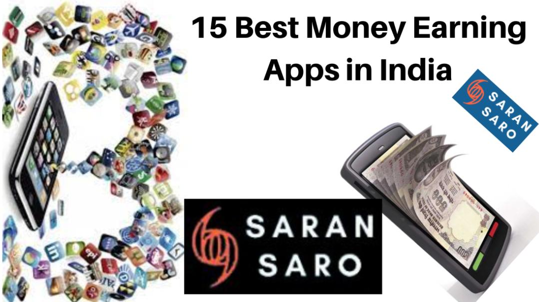 Best Money Earning Apps in India