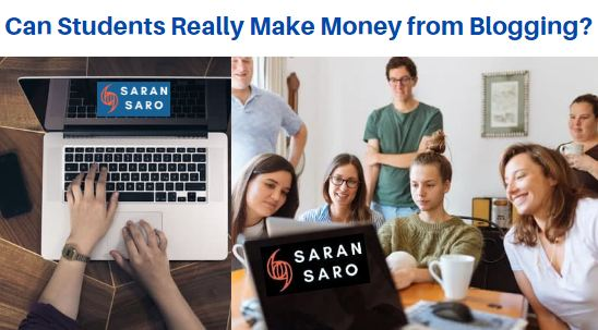 Can Students Really Make Money from Blogging